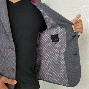 Ted Baker London Suits & Blazers - Ted Baker London 'Fitluce' Jacquard NWOT Blazer